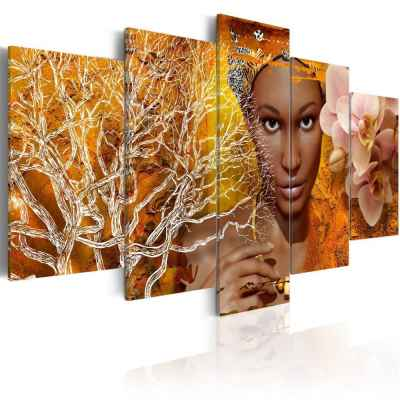 Tableau – Histoires africaines & ethnique